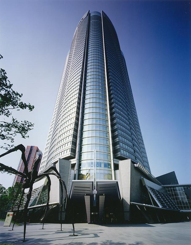 六本木 ヒルズ 森 タワー の モチーフ
