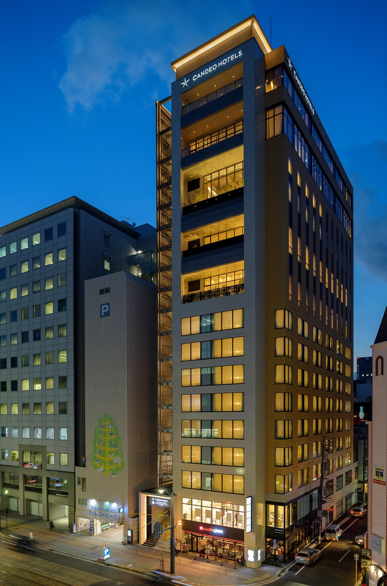 デオ ホテルズ 六本木 カン 東京