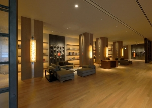 Renovation of event venues and lounge at the Grand Hyatt Tokyo